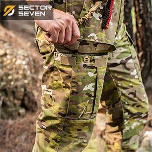 Sector Seven armée IX5 Guerre hommes jeu cargo tactique militaire occasionnel travail pantalons pantalons actifs LJ201007