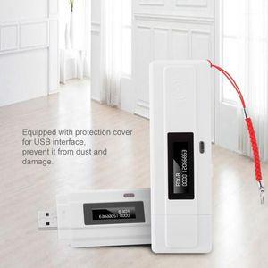 Lector Emid Microchip Scanner PET RFID escáner con bolsa recargable ISO11784 / 85 Pantalla OLED Pantalla USB FDX-B CHIP ID1