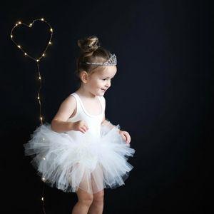 VT Ballerina Girl's Pomanhous Garza Performance Figure per bambini DRS Gonna Tutu
