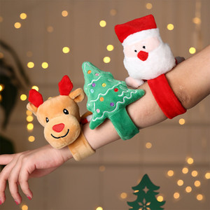 Christmas decorations clap with a jitter, the same gift, tiktok, elk, clapping ring, and the bracelet.