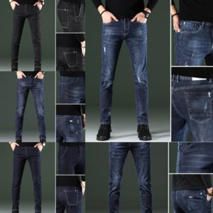 pzY Endless Men Women jeans Jeans Quality Hip High Hop Old high quality outdoor Pants Embroideredy Broken Do Denim Hole