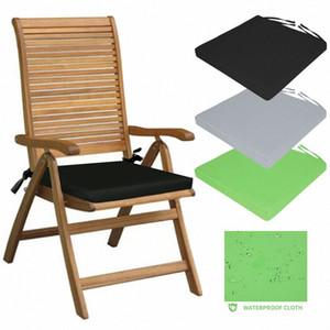 40x40x4cm New Waterproof Chair Cushion Padchair Non Slip Sofa Decorative Seat Cushion Chair Square Seat Pad D49e#
