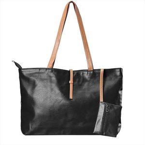 2020 Brand Lady Leather Handbag Purse Fashion Women Tote Shoulder Bag Sac Pochette Clutch Bag Female Messenger Bags Bolso