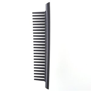 1pc Large Wide Teeth Comb Plastic Heat Resistant Hair Combs Brush Salon Hair Styling Tools tsetsZf topscissors