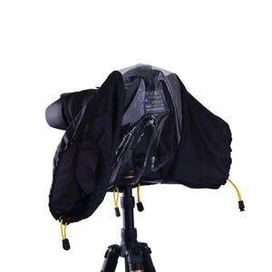 Fosoto Photo Professional Digital SLR Caméra Caméra Cache de pluie imperméable Rain Soft Soft pour Canon Nikon Pendax Sony DSLR Caméras Q1222