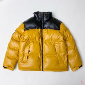 Escudo 20FW para mujer para hombre otoño invierno rompevientos Outwear abajo cubre el grueso chaquetas de los hombres Ropa M-2XL