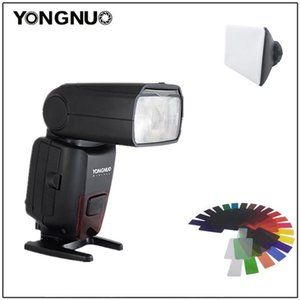 Flash Light Yongnuo YN860Li senza fili universale Master Slave Flash Speedlite batteria al litio per D5300 D7100 D7200