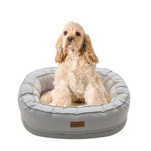2020new de haute qualité à chaud amovible lavable haut de gamme orthopédique Nest-PetMassive Cotton Dog Nest imperméable Grand lit de chien