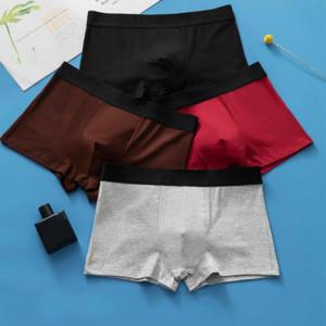 2021 Mens Designer Underpants Classic Mens Casual Shorts Underwear Breathable Cotton Underwears L - XXXL