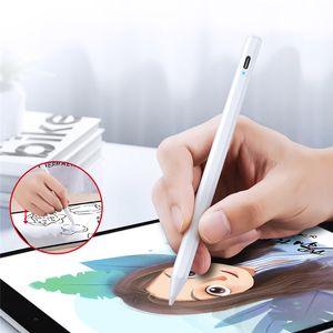 Ipad9.7을위한 아이 패드 프로 2020 2018 액티브 스타일러스 팜 거부 터치 펜에 대한 DUX Ducis V2 스타일러스 펜 연필 미니 4 5