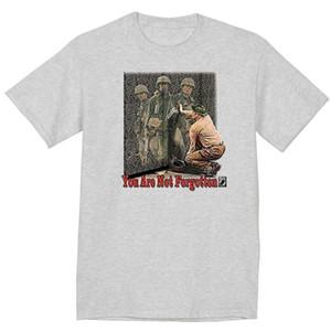 Hombres Pow Mia Decal Para gráfico hombres Army Navy Vet marines con capucha diseñadores de camisetas sudadera