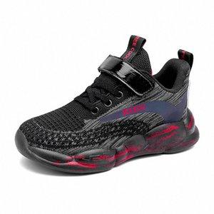 MUDIPANDA FILLES Chaussures Fashion Enfants Sneakers Boys Sports Chaussures Adolescents Casual Tricoté léger et respirant ONZC #