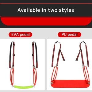 Exercise fitness door resistance belt to high pole sling horizontal rod suspension with traction arm muscle training