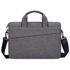 Laptop Sleeve Case 13.3 14 15.6 inch Waterproof Notebook Briefcase Shoulder Bag For Macbook Pro Acer Xiaomi Lenovo ho Asus Q0112