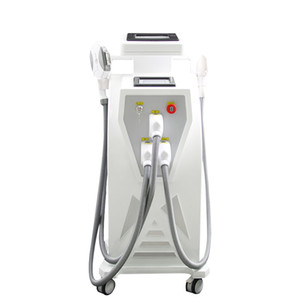 hair removal ipl laser hair removal 3 in 1 Nd yag laser double screen machine laser IPL hair removal