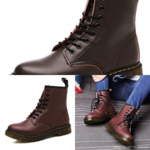 7lNvJ Hot sell boots Classic design Warm slippers Leather goat snow boots outdoor bootUnisex Couple short women boots keep