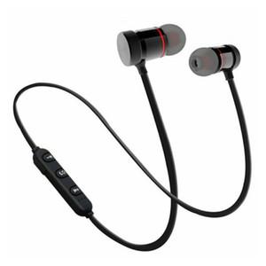 M5 Anti-потерянный Magnetic шейным Беспроводной наушник Bluetooth Stereo Bass Music гарнитура для телефона Аксессуары Huawei Xiaomi Mobile