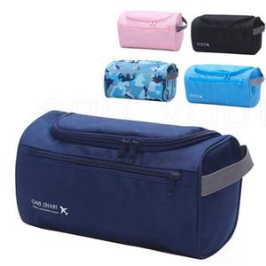 Men Multi-function Travel Wash Bag Portable Women Cosmetic Bag Makeup Organizers Waterproof Suspension Bags Large Capitity