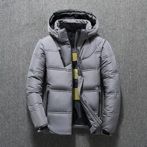 2020 nouveaux mens Survêtement mens manteaux d'hiver t shirts de designers sweat à capuche veste hommes coton épais Winterjacke vêtements manteau