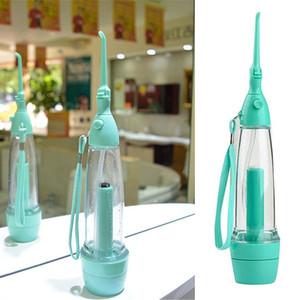 LV190 Zähne Reiniger Manuelle Jet Wasser Munddusche Tragbare Hygiene Flosser Health Care Zähne Reinigungswerkzeug Cn (Ursprung) Erwachsene