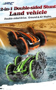 JJRC Q81 RC Stunt Car 2.4G Remote Control Amphibious Vehicle Model Toy