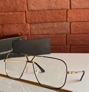 Men Vintage Legends 725 Rectangular Eyeglasses Frame Clear Lens Fashion Sunglasses Frames with Box
