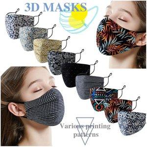 Mscara Fast Delivery Headband Masque Mascarilla Adult Women Adjustable Washable Safet Protect Dustproof Haze Face Mask jllQCs yy_dhhome
