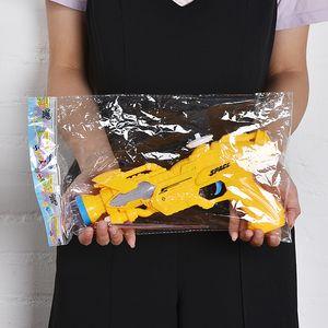 Hot sale new toys gun child's flash music light disc space gun both boy and girl