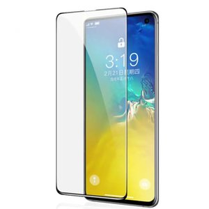 Case Friendly Tempered Glass 3D Curved No Pop up Full Cover Screen Protector for Samsung Galaxy Note9 8 S7 edge S8 S9 S10 Plus