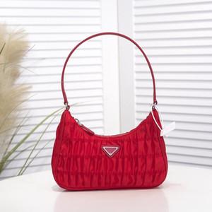 Классический плиссе подмышки плечо сумка для женщин холст Crossbody сумки грудь дамы открытый сумки камеры Hobo мешок для женщин Размер: 22 * 17 * 6