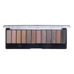 New Professional Eye shadow Cosmetic Matte Eye Shadow 12 Colors Make Up Set Nudes Palete Eyeshadow Palette Brighten