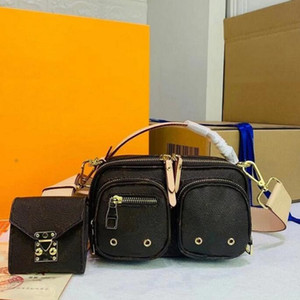 A new A handbag French A designer women luxurys designers bags 2020 Classic pattern backpack purse 207