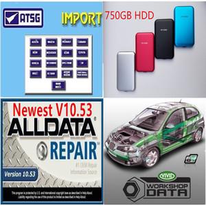 ALLDATA 2020 الساخن بيع برنامج إصلاح الأقراص الصلبة مع ALLDATA البيانات ورشة عمل حية 750GB القرص الصلب دعم خدمة تكنولوجيا الشحن المجاني