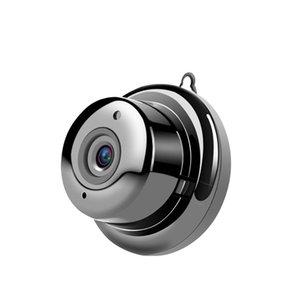 V380 small camera wireless night vision remote camera mobile phone control high-definition security webcam