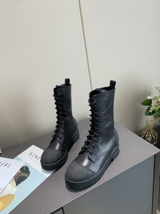 2020 autumn   winter boots girls can only wear leather Martin boots and straps with temperament women's shoes.