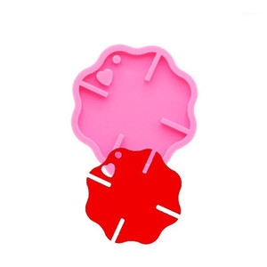 Shiny keychains Fire sign Silicone Molds DIY Jewelry keychain mould Epoxy Resin Mold Custom 01821