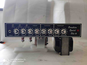 Custom Grand Overdrive Special ODS 20W Valve Guitar Amp Chassis JJ Tubes 2 x 6v6 Power Tubes 3 x 12ax7 Preamp Tubes with Loop