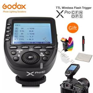 Godox XPro-C XPro-N XPro-S XPro-O XPro-F XPro-PL Transmitter 2.4G HSS Flash Trigger for Fuji Pentax1