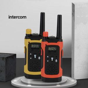 Giocattolo elettronico dei bambini senza fili walkie-talkie giocattoli 2pcs genitori bambini interattivo ricezione Long Distance Walkie Talkie