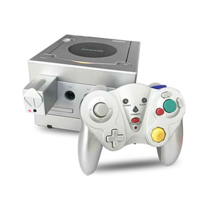 2.4G Wireless Game Controller Gamepad+ Receiver For- NS Gamecube Wii-NGC WIIU Wireless Gamepads and Receiver