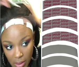 الجملة سوبر الجودة للماء الشعر الشريط مزدوج الجانب لاصق سوبر الشريط ل الدانتيل الباروكة استبدال استبدال