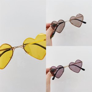 Sun New New High High Children Love Candy Barato 2021 Tortoise Womens Calidad Color Tablón Vidrios Vidrios Gafas Gafas de Sol Mens L2WT2 CGGT