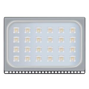 Lampada di inondazione a LED da 150W, luce di inondazione all'aperto impermeabile IP65, calda floodlight bianco per cortile, giardino, parco giochi