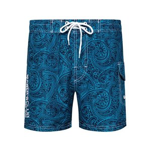 Men's Beach fashion summer shorts consulting shorts men's relaxing dry fast swimsuit Bermuda swimsuit active men's casual pants