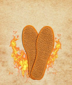 Breathable Sports Insole Shoe Shock Absorbing Insoles Unisex Double Honeycomb Running Shoe Insoles Thickened Insole Winter