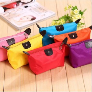 Women Travel Toiletry Make Up Cosmetic pouch bag Clutch Handbag Purses Case Cosmetic Bag for Cosmetics Makeup Bag Organizer