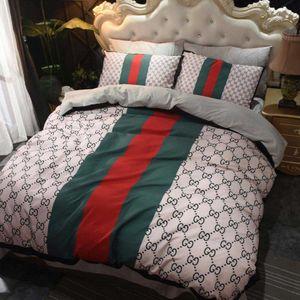 + Yastık kılıfı nevresim N3 Çift kristal kadife yatak takımları tek / çift / kraliçe / kral lüks tasarımcı nevresim