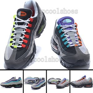 Trendy full palm air cushion shoes men's and women's sports shoes cushioning, breathable, non-slip low-top casual shoes
