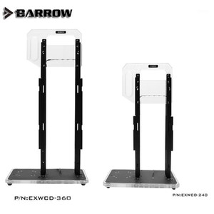 Barrow ITX Case, Laptop, External Water Cooling Bracket Radiator, Refitting External Cooling System EXWCD-240 3601
