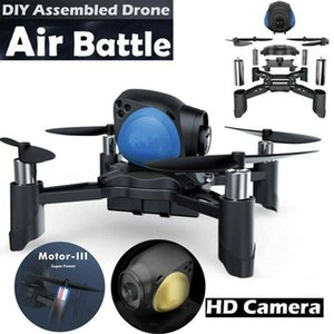 2 Colors Diameter 720 Hollow Cup Motor WIFI RC Quadcopter Helicopter Toys w Camera Module S7 MINI BATTLE DRONE
